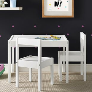 White Kids Table Chair Sets Youll Love Wayfair - Wayfair kids table and chairs