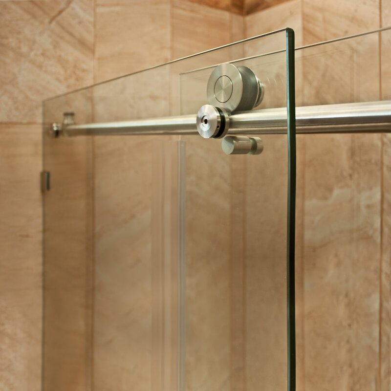 Lesscare Ultra C 60 X 62 Single Sliding Bath Tub Door