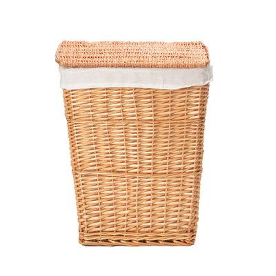 Laundry Baskets Collapsible Wicker Linen Amp More You Ll