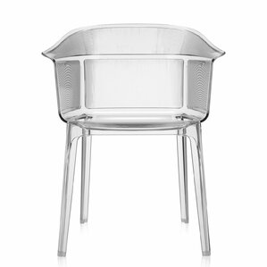 Kartell Papyrus Club Stacking Patio Dining Chair (Set of 2) by Kartell