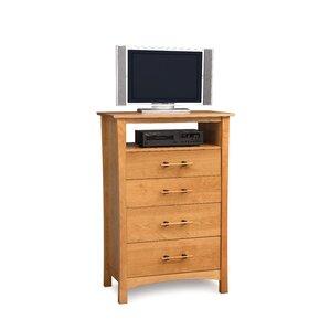 Monterey 4 Drawer Media Chest by Copeland Furniture