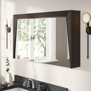 Bathroom Medicine Cabinet Made In Usa modern medicine cabinets | allmodern