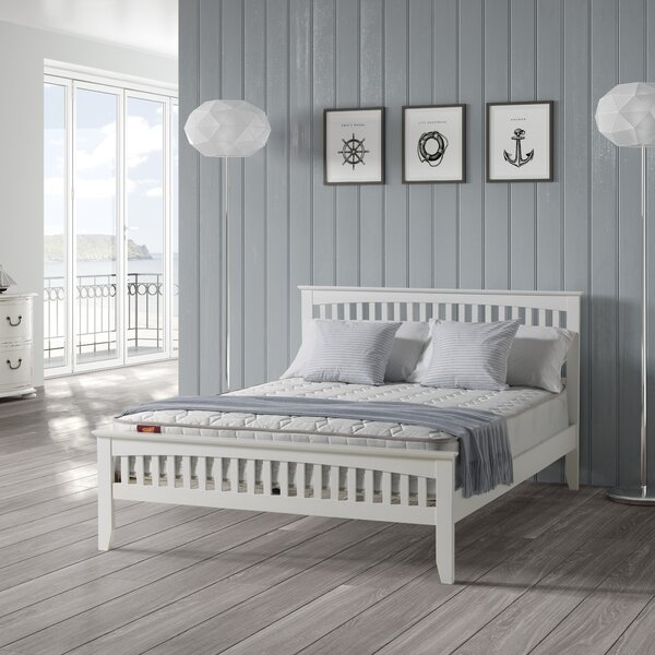 White Bed Frames white beds | wayfair.co.uk