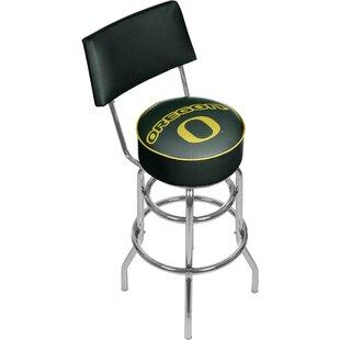 University of Oregon 31 Swivel Bar Stool