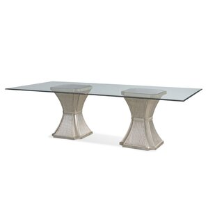 Marcarthur Glam Dining Table by Willa ..