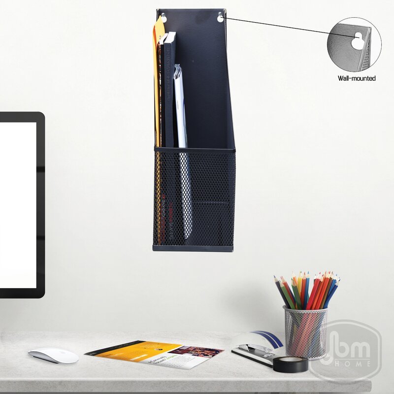 Mesh File Magazine Holder