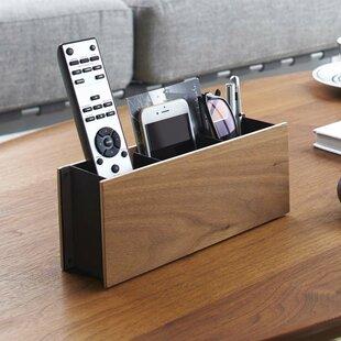 Leather Remote Control Holder Wayfair