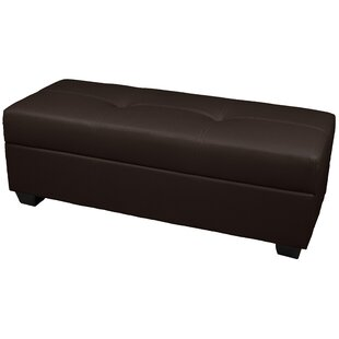 Save  sc 1 st  Wayfair & Brown Large Storage Ottomans Youu0027ll Love | Wayfair