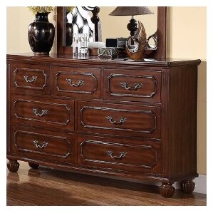 Dunton 7 Drawer Dresser by A&J Homes Studio