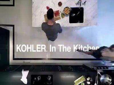 K 780 2bz Cp Vs Kohler Cruette Pull Down Touch Bar Faucet