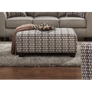 Atlee Ottoman by Chelsea Home
