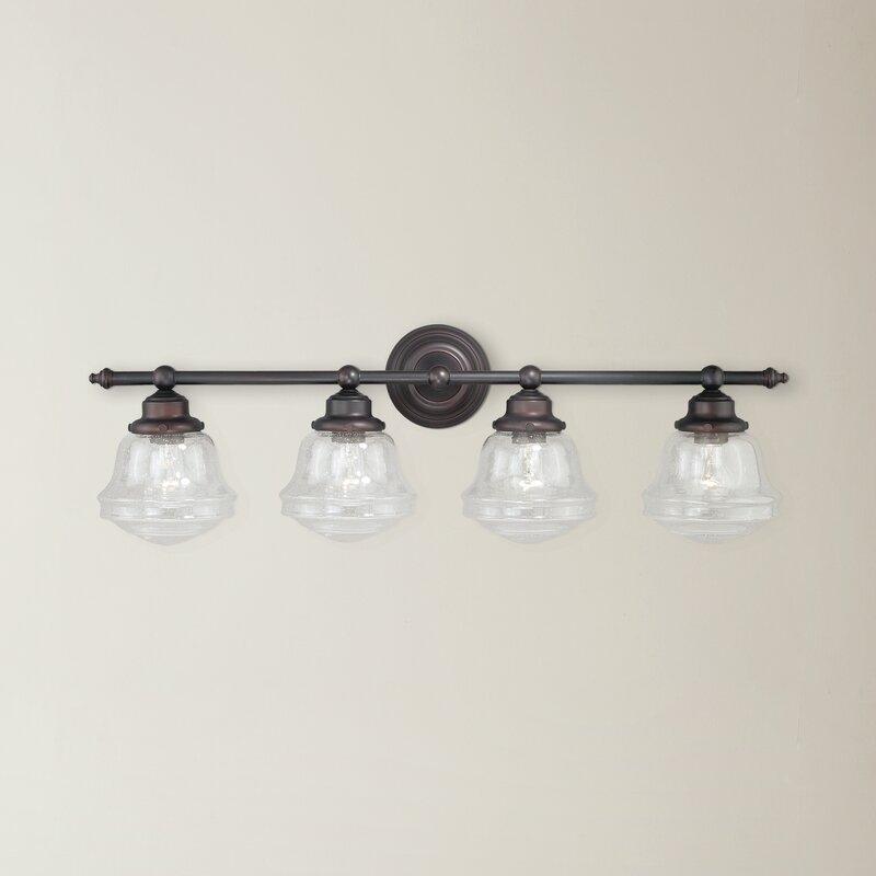 Laurel Foundry Modern Farmhouse Margaree 4-Light Vanity Light ...