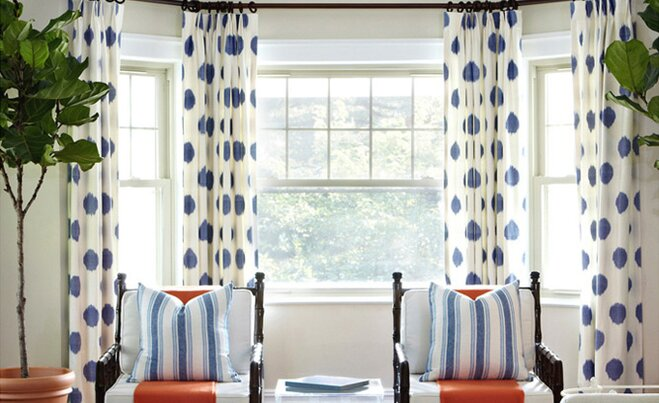 How To Decorate With Drapes Wayfair