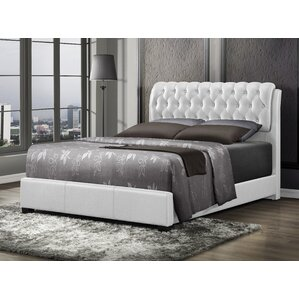Barnes Upholstered Panel Bed by Wildon Home ?
