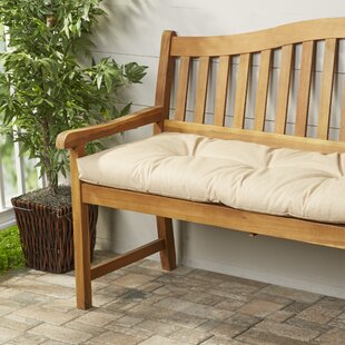 Bench Patio Furniture Cushions Youll Love Wayfair