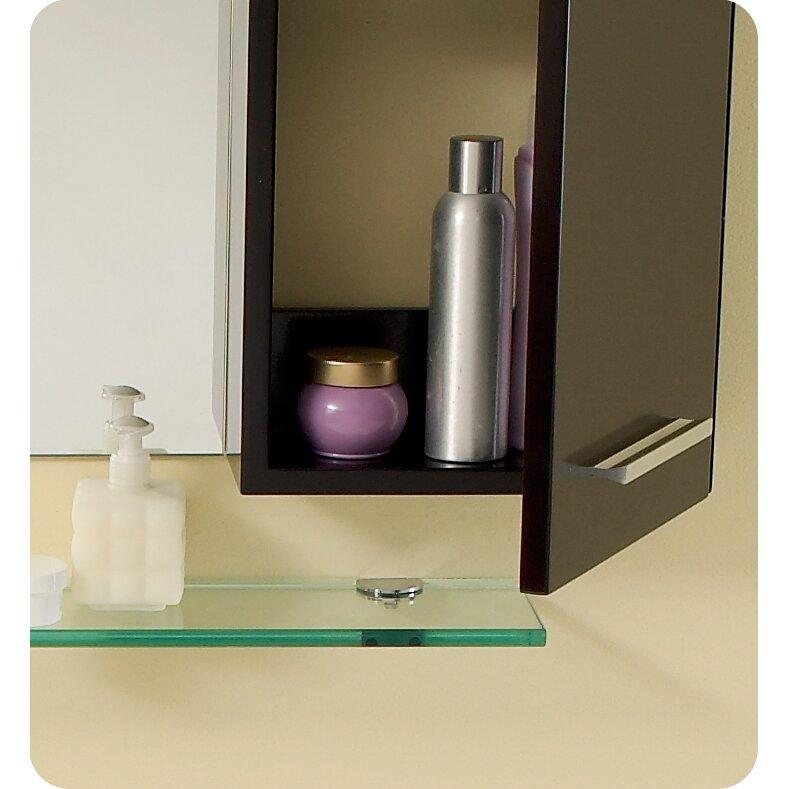 Stella 43 single distante modern bathroom vanity set with for All modern bathroom vanity