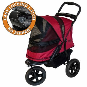 AT3 NO-ZIP Pet Stroller