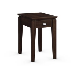 Windward Chairside Table by Caravel