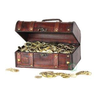 Pirate Treasure Chest Decorative Box