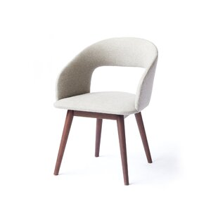 Deshawn Upholstered Dining Armchair