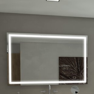 Harmony Illuminated Bathroom Vanity Wall Mirror