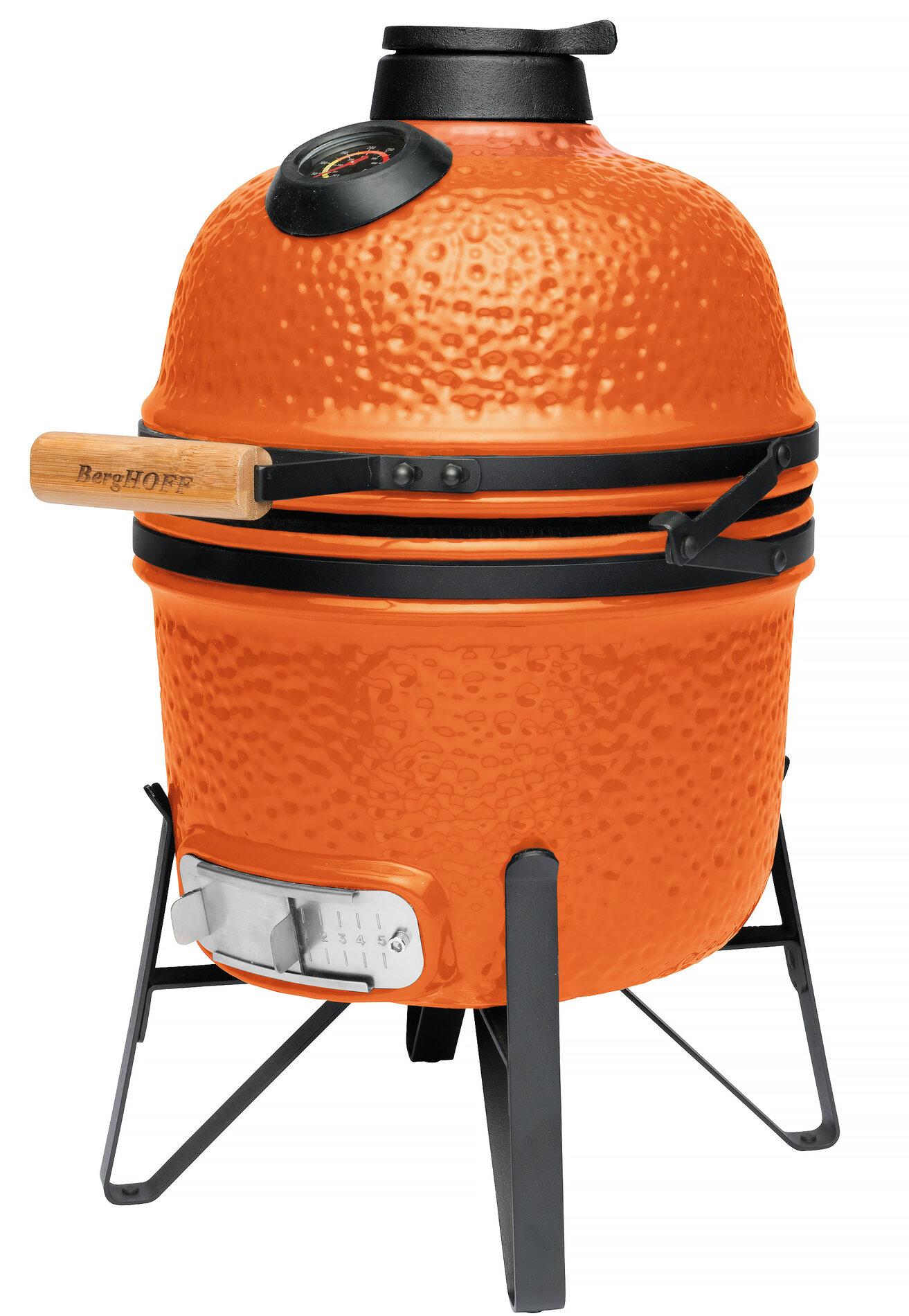 Berghoff 13 kamado charcoal grill reviews wayfair dailygadgetfo Images