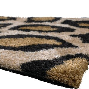 Black And Tan Area Rugs chandra rugs | wayfair