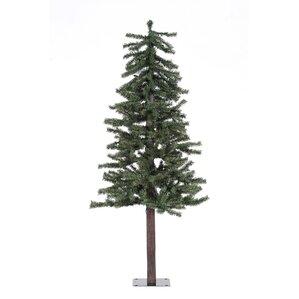 modern christmas trees allmodern - Half Wall Christmas Tree
