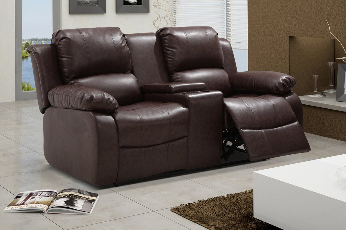 Reno Reclining Loveseat
