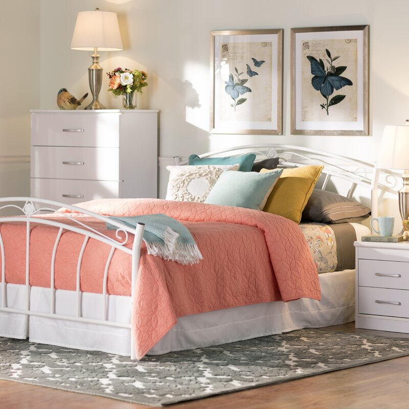 Bearse Double Platform Bed