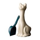Zoey Tails Cat Scoopy Litter Box Scoop Holder