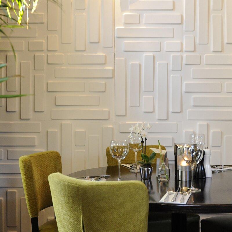 Awesome Bricks 3D Decorative Wall Panels