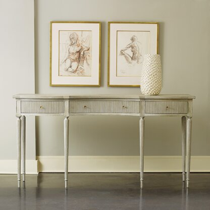 Cottage Country Console Tables Perigold - Cottage style console table