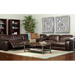 James Reclining Sectional by E-Motion Furnit..