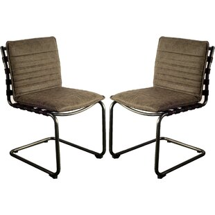 Finnley Upholstered Dining Chair (Set of 2)