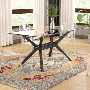 Glass Kitchen Dining Tables Youll Love