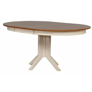 Contemporary Extendable Dining Table by I..