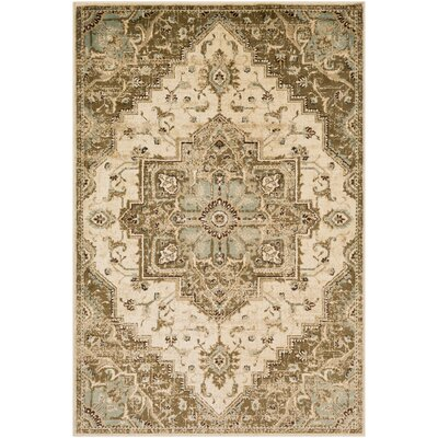 Vintage Distressed Area Rug Wayfair