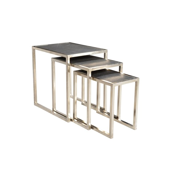 brayden studio callaghan stone top 3 piece nesting tables