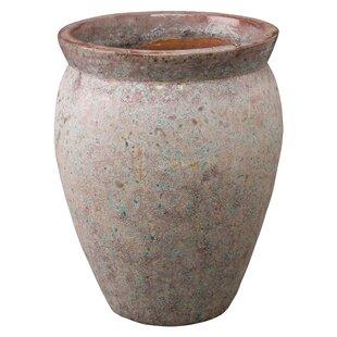 Windermere Round Ceramic Pot Planter