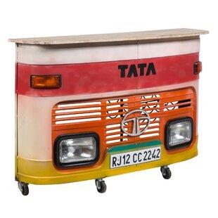 Durrant Truck Bar Cart