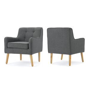 Serenity Armchair (Set of 2) by Langley Street