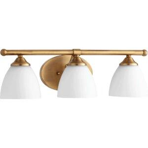 Hewlett 3-Light Vanity Light