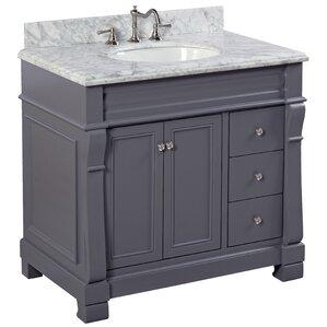single sink bathroom vanity. Bella 36  Single Bathroom Vanity Set Vanities Joss Main