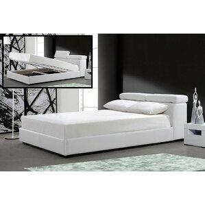 Clower King Upholstered Storage Platform Bed by Orren Ellis