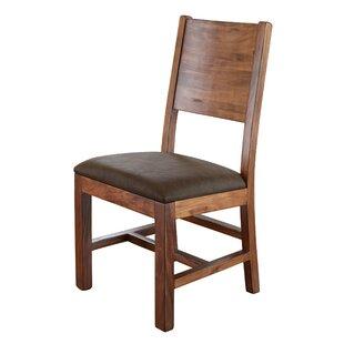 Strawbridge Solid Wood Dining Chair (Set of 2)