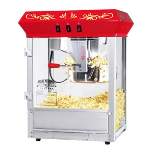 Lincoln 8 oz Wendover Popcorn Popper Machine
