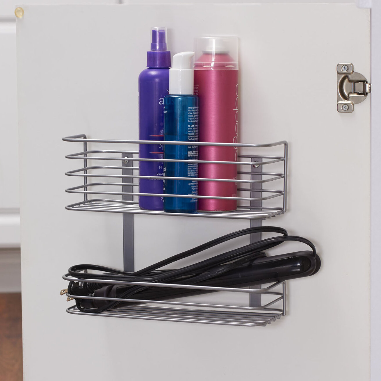 tier a out kitchen pdx corner two tabletop blind reviews shelf pull basket cabinet rev cookware organizer wayfair chrome