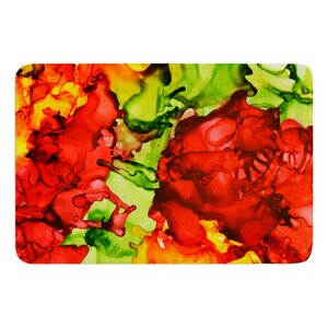 One Love by Claire Day Bath Mat
