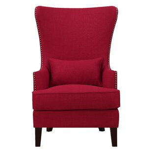 Attrayant Red Wingback Accent Chairs Youu0027ll Love | Wayfair